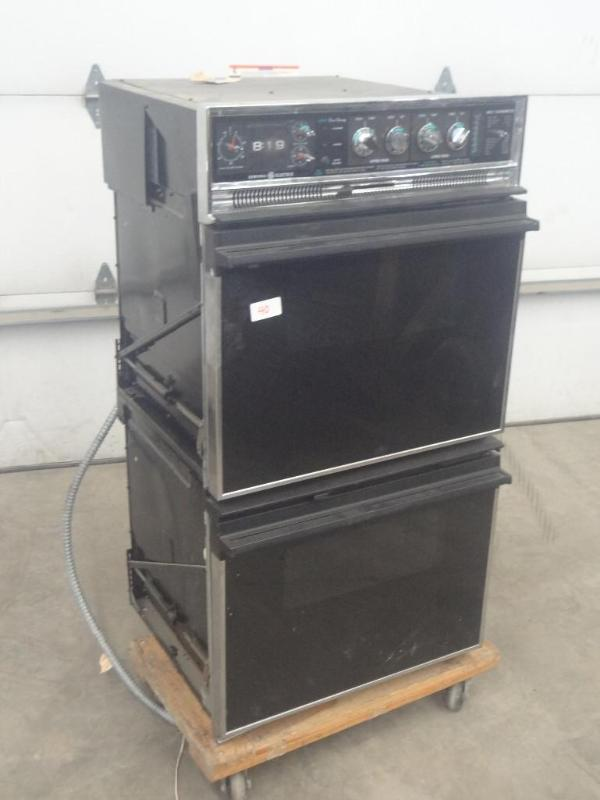 Ge P7 Double Oven 230volt Electric Loretto Equipment
