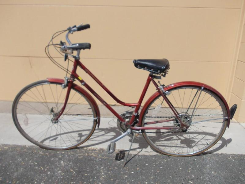 Schwinn World Tourist Women S Bike Home Furnishings