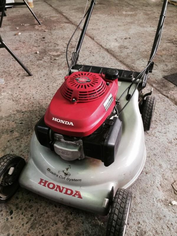 Honda GCV160 Easy start quadra cut ... | Lawn & Garden Auction | K-BID
