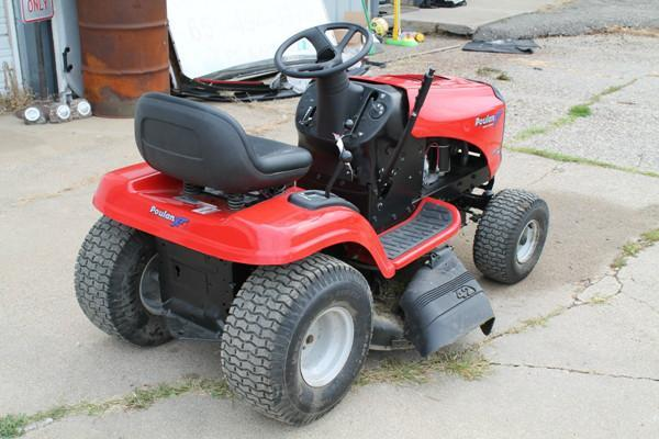 Poulan Xt Riding Lawn Mower Inver