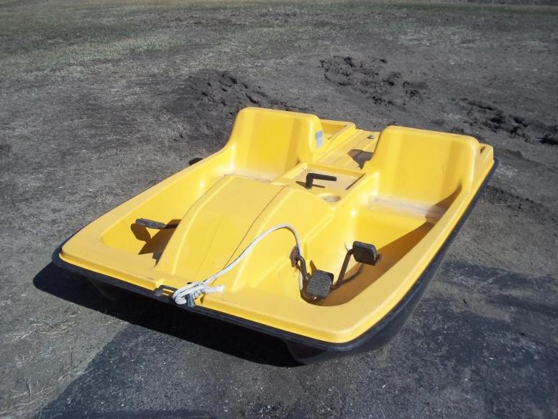 Pelican Paddle Boat Replacement Parts : Pelican paddle boat needs repai consignment