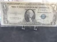 $1.00 US Silver Certificate 1935 G ...