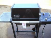 Weber gas grill...
