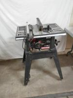 Craftsman table saw, very good cond...