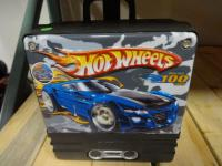 HOT WHEELS 100 PACK CARRYING CASE. ...