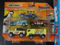 "MATCHBOX ""THE PENGUINS OF MADA..."