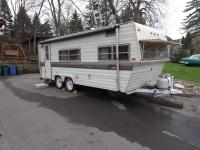 We have a 1976 Shasta 23 ft travel ...