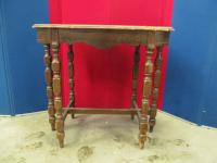 "6 Legged Hall Table, 29""t x 32..."