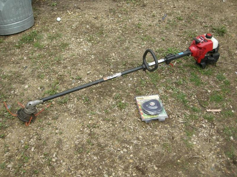 trimmer yard machine