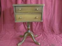 Sewing Table with 2 drawers 16&quot...