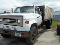 1981 Chevy CG5 2 Ton 16'-Flat Bed w...
