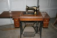 Antique Singer sewing machine...