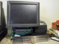 Par touch screen POS cash register ...