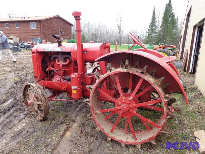 W30 Tractor Clutch : Mccormick deering tractor mod may tractors and
