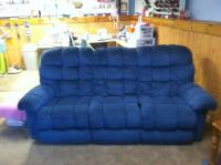Lazy Boy Recliner Couch Like New Co...