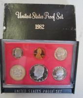 1982 United States Proof Set of coi...