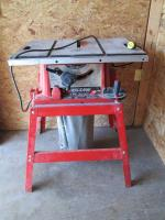 Skilsaw 15 amp table saw with 12 in...