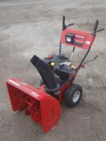 Yard Machines Snow Blower, 10HP Eng...