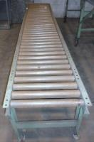 Roller/conveyor section. This is a ...