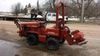 Ditch Witch Pipe Puller and Trenche...