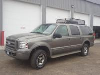 2005 Ford Excursion, Triton V10 Gas...