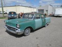 1957 Chevy , Four door sedan, 150 t...