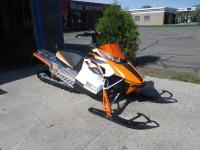 2013 Arctic Cat M800 snowmobile, 18...