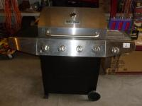 Master Forge stainless steel lp 4 b...