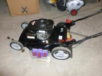 Craftsman gcv190 honda powered self...