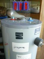 Kenmore 40 gallon propane gas water...