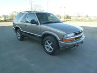 1998 Chevy Trailblazer 4WD: Has 4.3...