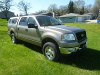 2005 Ford F-150: Crew cab short box...