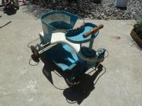 Antique children stroller: Dates ba...