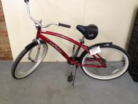 "26"" Mens NEXT La Jolla Street Cruiser Bicycle - Like New"