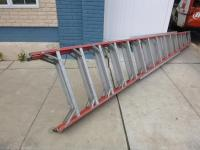 14' Louisville Step Ladder Model #F...