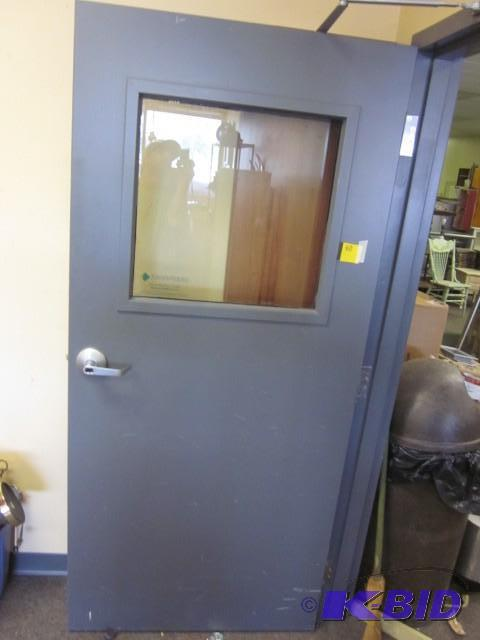 Delicieux 36 Inch Commercial Steel Door With ... | Moving Relocating FINAL SALE! |  K BID