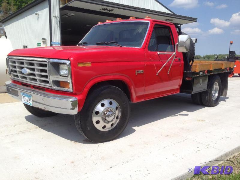 Ford Rochester Mn >> 1983 Ford F-350 Dually 6.9 diesel | High Point Auction ...