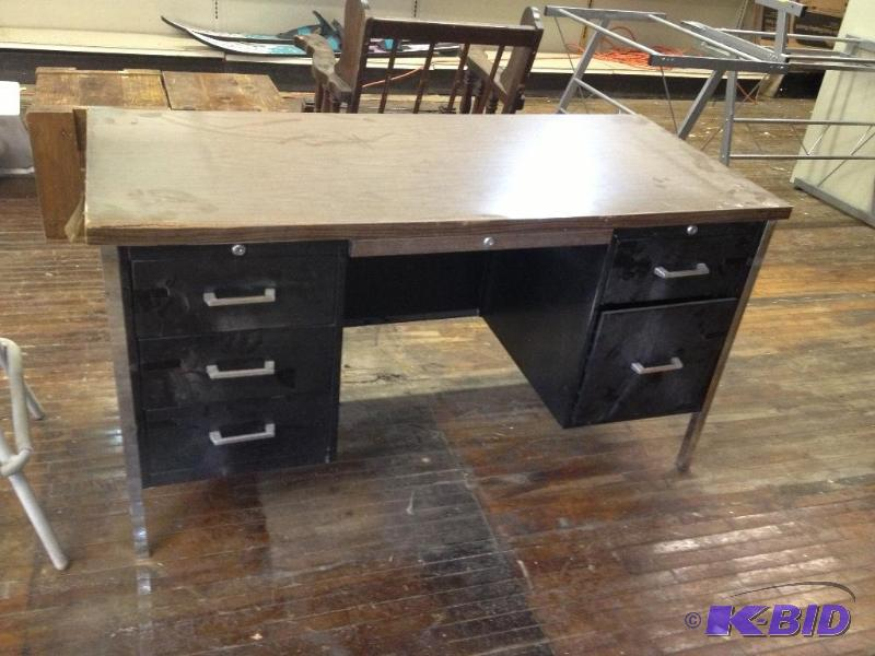 vintage metal office furniture.  Metal Vintage Metal Office Desk Desk Lowry Consignments  Laba Interior Design A On Vintage Metal Office Furniture E