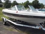 1991 Forester 160 Sport Boat and Trailer