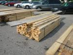 Pile of wood 2x4x8, approx 100...