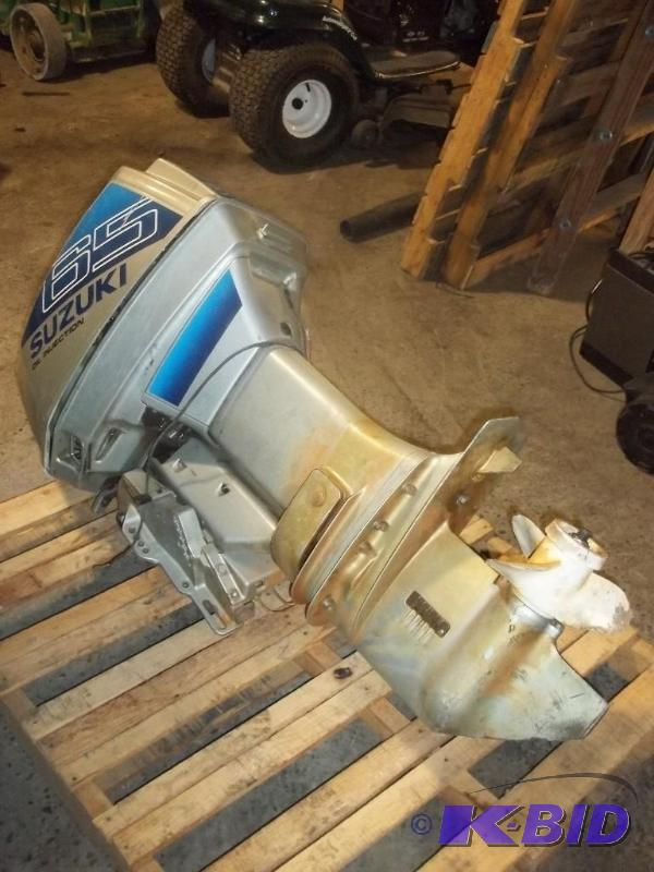 Suzuki dt65 outboard boat motor ml boat motors and for Suzuki outboard motor repair
