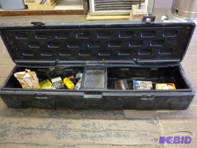 Van Mate heavy duty plastic truck tool box th... | Manannah #110 Fishing Signs Vintage | K-BID & Van Mate heavy duty plastic truck tool box th... | Manannah #110 ...