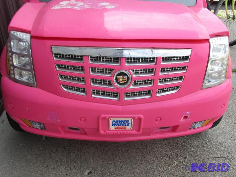 22+ Escalade Pink Power Wheels
