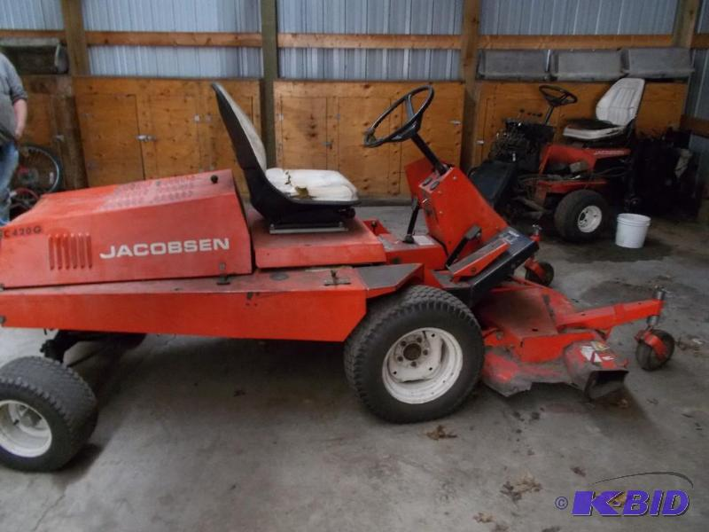 Jacobsen Golf Cart Related Keywords & Suggestions - Jacobsen ... on