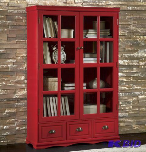Saunders Storage Cabinet Red And Black Nbsp Win It Warehouse 98 K Bid
