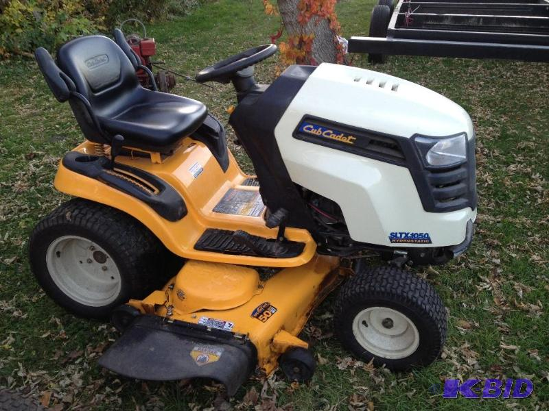 Cub Cadet Sltx 1050 Only 74 Hours