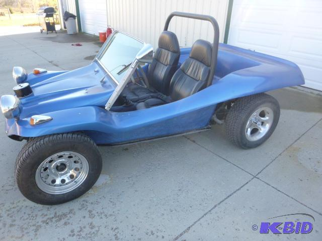 1966 VW Dune Buggy VIN: 116941434