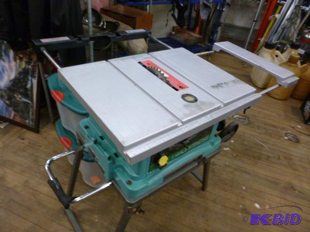 Hitachi Table Saw C10fr 10 Blade Fol Northstar