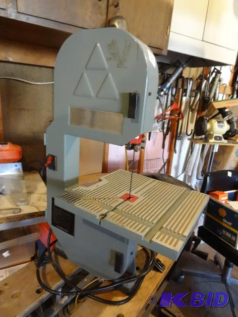 Delta Table Top Band Saw Model 28 180 Works K C