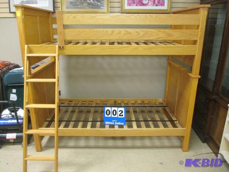 Whalen Furniture Solid Wood Bunk Bed Wonderful Edina Estate And